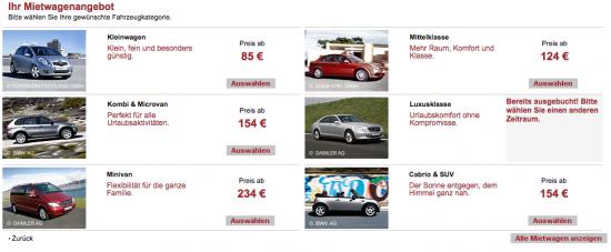 sunny-cars-fahrzeugklassen