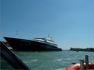 Kreuzfahrt nach Venedig