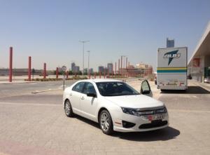 Dubai-Mietwagen