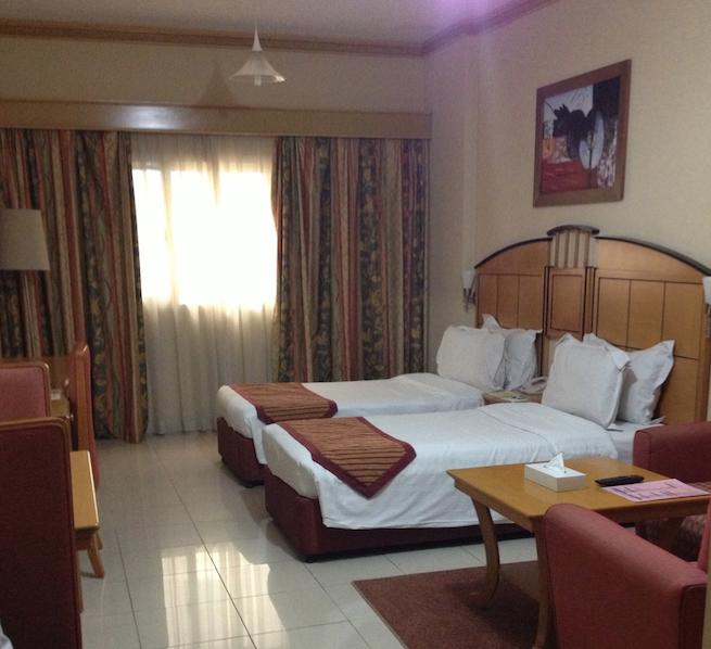 Billige Hotels Dubai Citymax Golden Sands Winchester